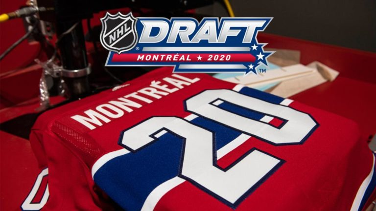 2020 NHL Draft Montreal