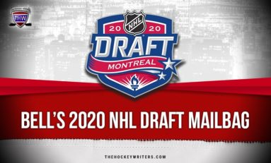 Bell's 2020 NHL Draft Mailbag: Red Wings, Oilers, Maple Leafs & More