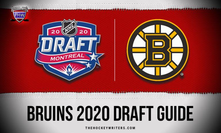 2020 NHL Draft Boston Bruins Guide