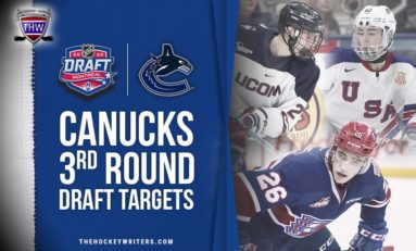 7 Canucks Third-Round Draft Targets