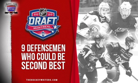 2020 NHL Draft: 9 Defensemen Who Could be Second Best Jake Sanderson, Lukas Cormier, Jeremie Poirier, Emil Andrae