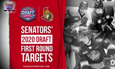 Senators' 2020 Draft First-Round Targets