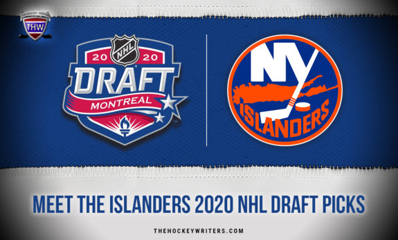 Meet the Islanders Drafted on Day 2 of the 2020 NHL Draft