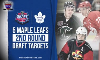 5 Maple Leafs Second Round Draft Targets