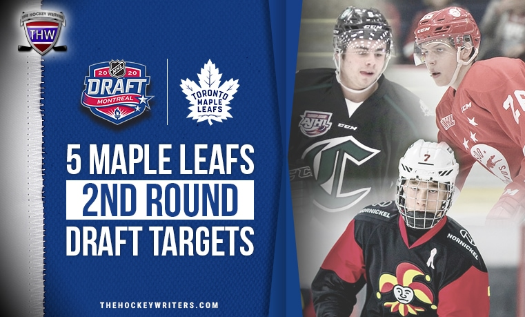 5 Toronto Maple Leafs 2nd Round Draft Targets Jaromir Pytlik, Carter Savoie and Joni Jurmo