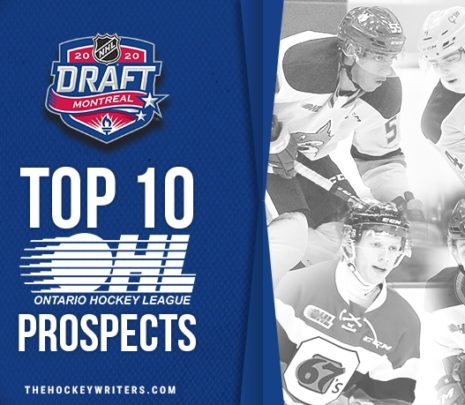 2020 NHL Entry Draft: Top-10 OHL Prospects