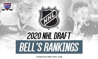 2020 NHL Draft: Bell's Top 124 February Rankings