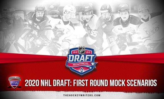 2020 NHL Draft: First Round Mock Scenarios