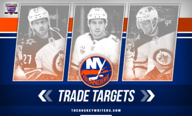 Islanders' Offseason Trade Targets