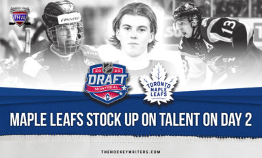 Maple Leafs Stock Up on Late-Round Talent at the 2020 Draft