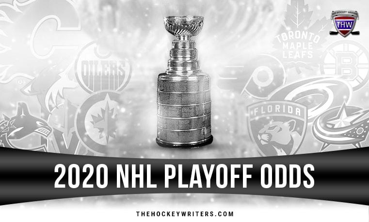 2020 NHL Playoff Odds