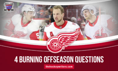 Red Wings: 4 Burning Offseason Questions