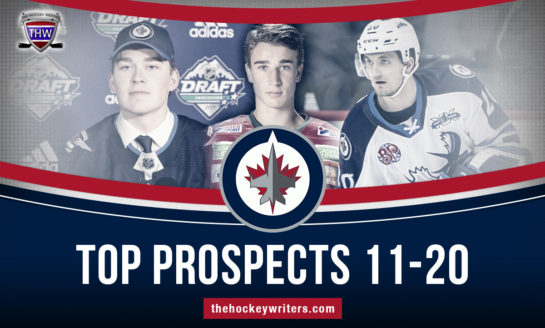 Winnipeg Jets' 2020-21 Top Prospects: #11-20