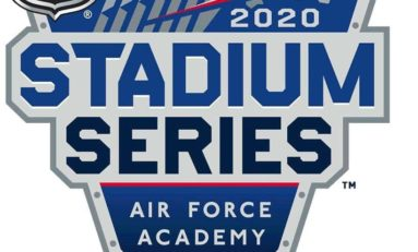 Avalanche Fly Into Air Force Academy Stadium Series