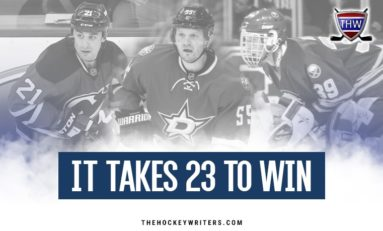 It Takes 23 to Win: Building and Being Part of Great Hockey Teams