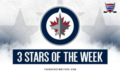Jets' 3 Stars of the Week: Oct. 17-23