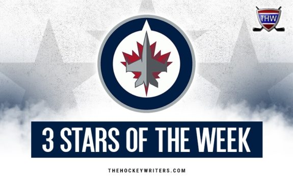 Winnipeg Jets 3 stars of the week