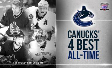 Canucks' 4 Best All-Time