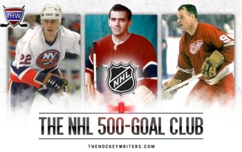 The NHL 500-Goal Club