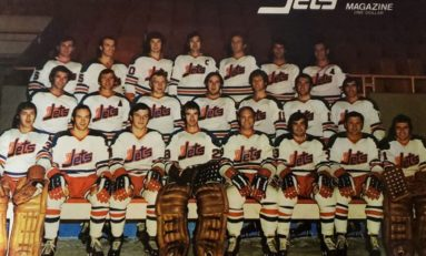 Countdown to Puck Drop — Day 72 — Jets' Inaugural WHA Season