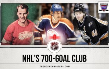 The NHL's 700-Goal Club