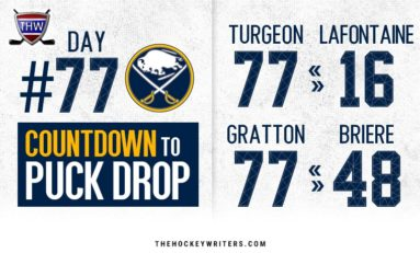 Countdown to Puck Drop – Day 77 – Turgeon for LaFontaine & Gratton for Briere