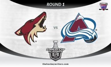 Avalanche Look Good on Paper but Coyotes' Experience May Cause Havoc in Round 1