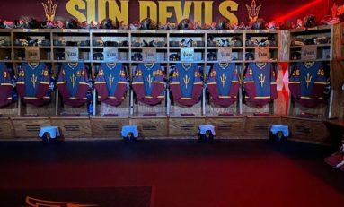 Arizona State Hockey: Dominic Garcia Talks Canceled Season