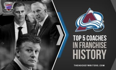 Top 5 Coaches in Avalanche/Nordiques Franchise History