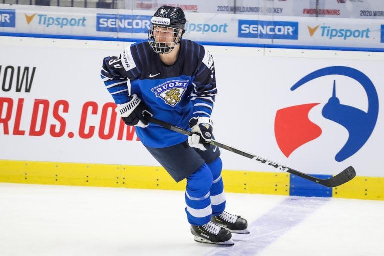 Aatu Raty Team Finland