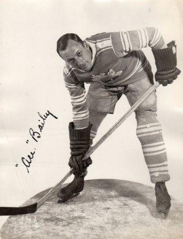 Ace Bailey 1934