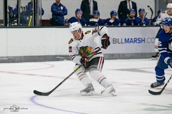 Adam Boqvist Chicago Blackhawks