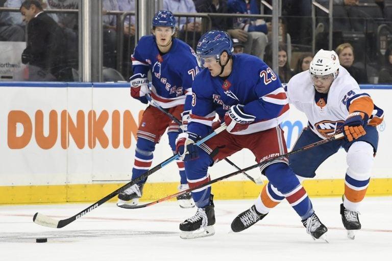 Adam Fox New York Rangers