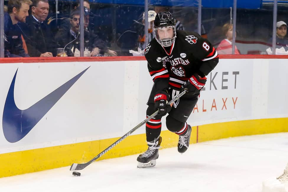 Vancouver Canucks Sign Adam Gaudette to Entry Level Contract e873bb13d