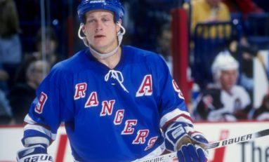 Adam Graves: Rangers Legend