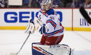 Rangers Have Solid Goaltending Depth