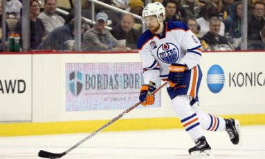 Edmonton Oilers' Adam Larsson Sidelined with Foot Injury