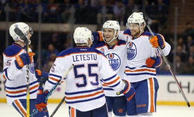 8 Things Learned From Oilers' First Playoff Round