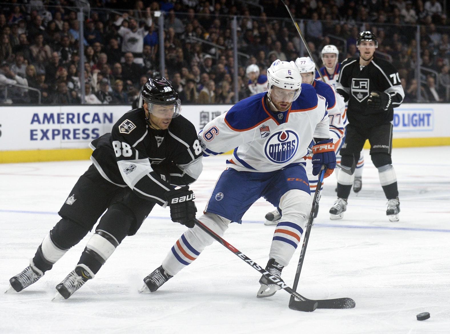 Adam Larsson a Good Fit for the Edmonton Oilers e0815ec6b