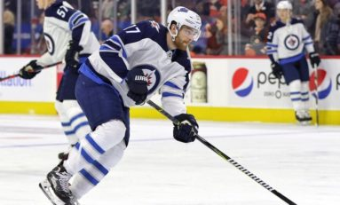 Jets' Lowry Suspended 2 Games for Boarding Flames' Kylington