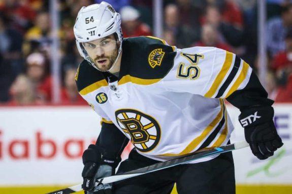 Should the Boston Bruins Consider Trading Adam McQuaid  2781ddab5d8