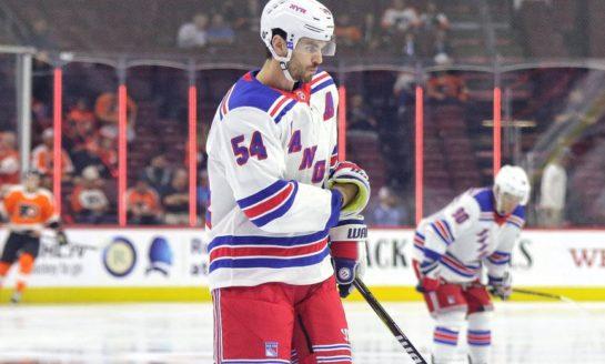 Rangers Should Bring Back McQuaid