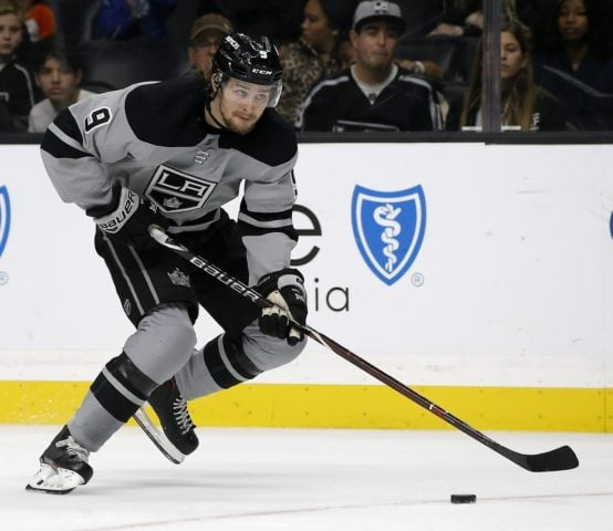Los Angeles Kings Adrian Kempe