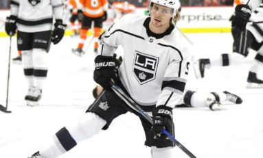 Los Angeles Kings 2017-18 Regular Season Awards