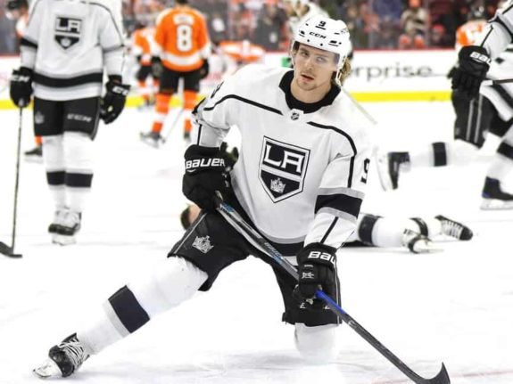 Adrian Kempe, Los Angeles Kings