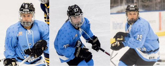 """The Adrian Line"" Buffalo Beauts"
