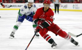 Hurricanes Must Be Patient with Aho