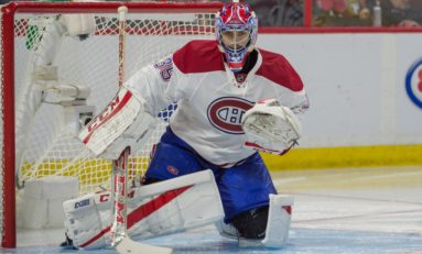 Montreal Canadiens Trade Al Montoya to Edmonton Oilers