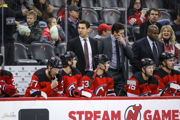 Alain Nasreddine New Jersey Devils