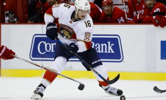 Barkov Gives Panthers Lineup Options